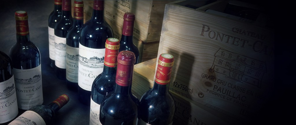 Online Auction Pontet-Canet