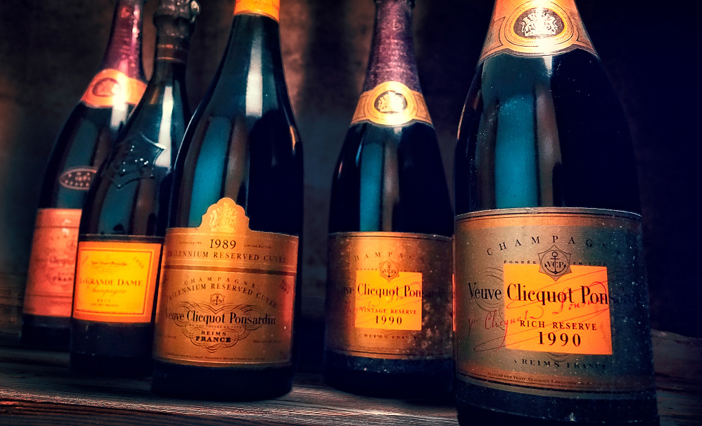 iDealwine Auction Wine Veuve Clicquot
