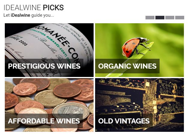 New Find Organic Wines On Idealwine In Just One Click