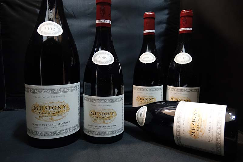 mugnier auction report