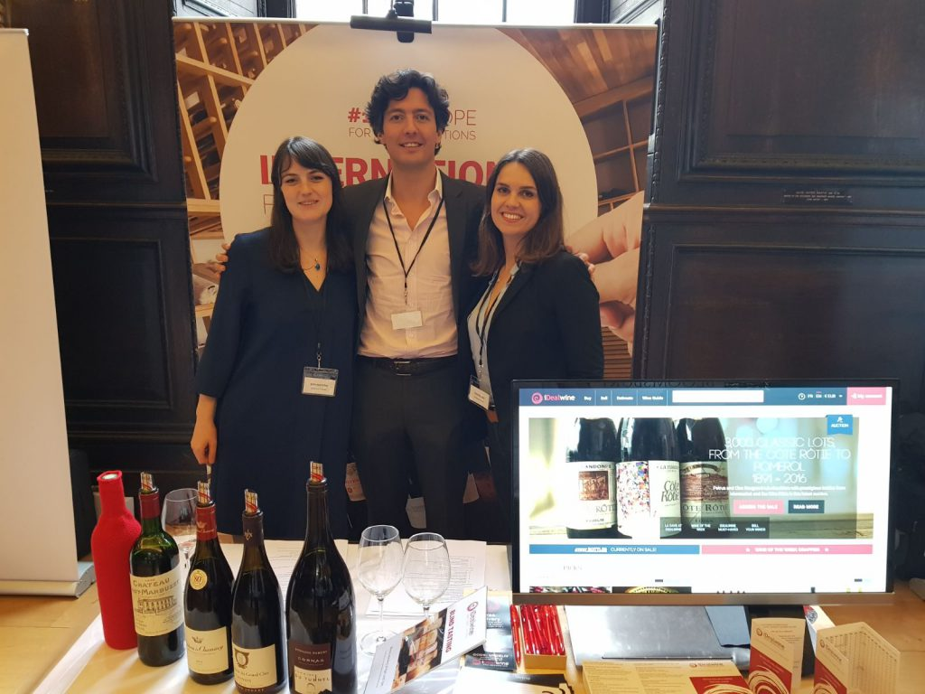 city wine show stand