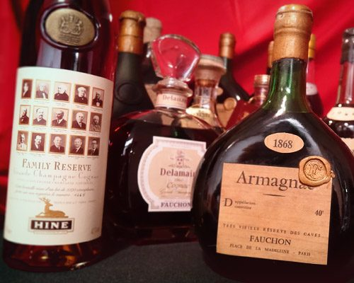 Auctions | Old vintages and spirits for a spectacular tasting
