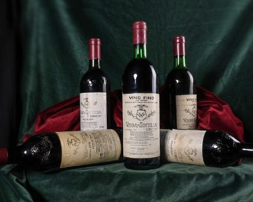 Auctions: mature Burgundy and the finest grands crus