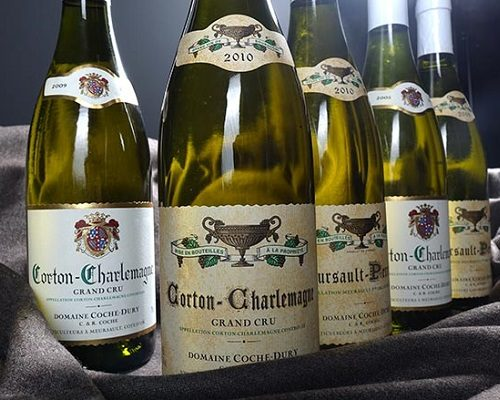 July auctions | Meursault Perrières, Jacky Truchot, Chinon from Charles Joguet
