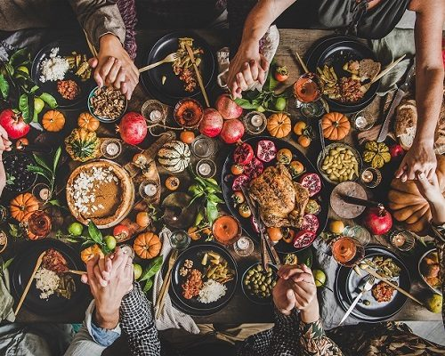 Turkey time! Wines to pair with a Thanksgiving meal