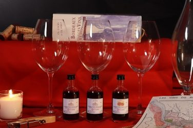 virtual tasting carmes haut brion