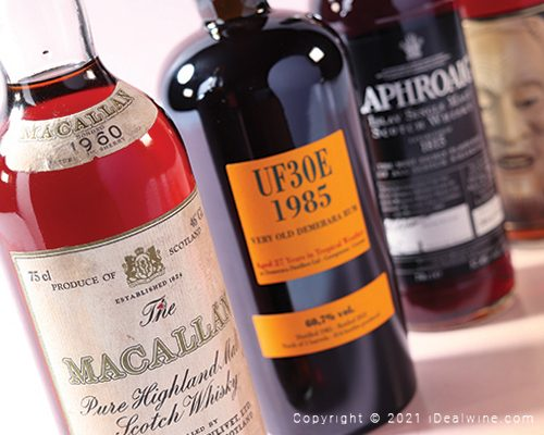 Fine Spirits Auction | The big names to look out for