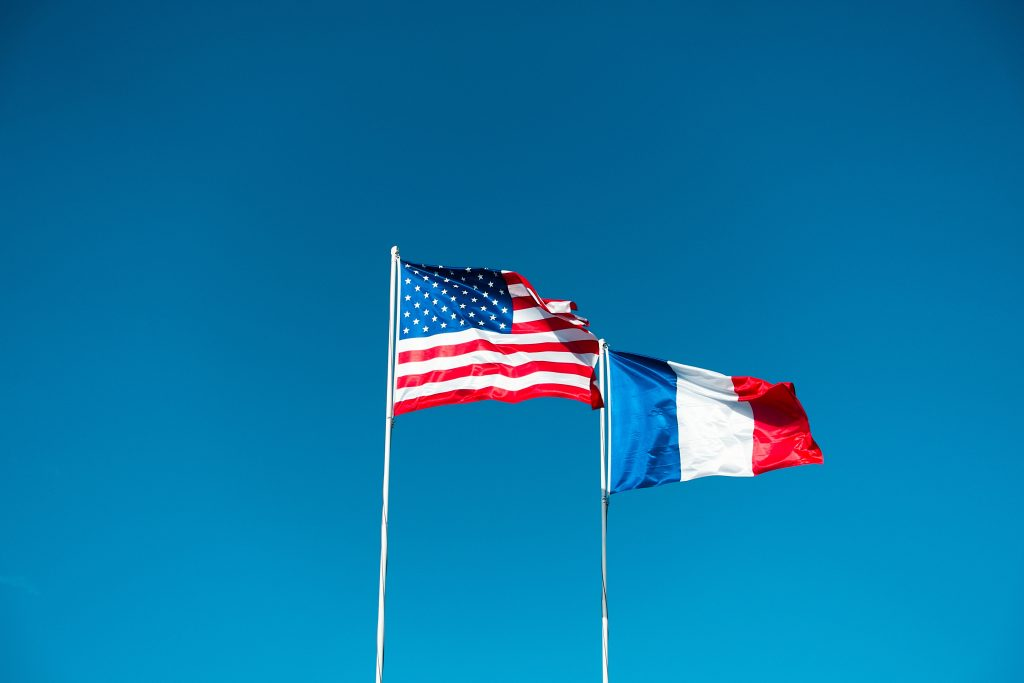 No US tarrifs on French Wine
