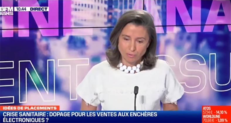 interview bfmtv placements investment